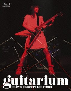 "【新品】 miwa concert tour 2012 ""guitarium"