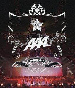 【新品】 AAA 5th Anniversary LIVE 20100912 at Yokohama Arena [Blu-ray]