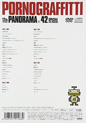 """【新品】 12th LIVE CIRCUIT """"PANORAMA × 42"""