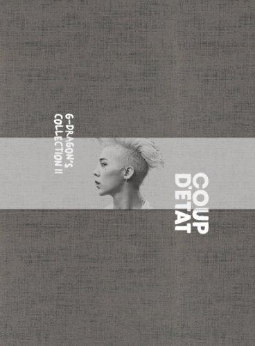 【新品】 G-DRAGON'S COLLECTION II 'COUP D'ETAT' (4枚組DVD+PHOTOBOOK)