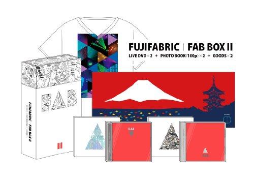 【新品】 FAB BOX II (完全生産限定盤) [DVD]