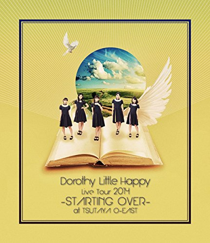 【新品】 Dorothy Little Happy Live Tour 2014 ~STARTING OVER~ at TSUTAYA O-EAST (Blu-ray Disc) (Type-A) (初回生産限定盤)