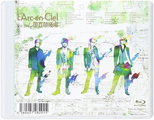 【新品】 L'Arc~en~Ciel LIVE 2014 at 国立競技場 [Blu-ray]