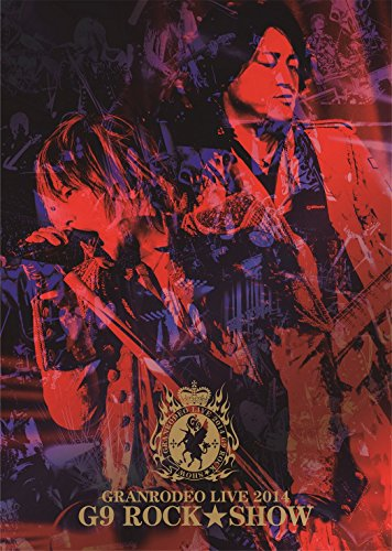 【新品】 GRANRODEO LIVE 2014 G9 ROCK☆SHOW DVD
