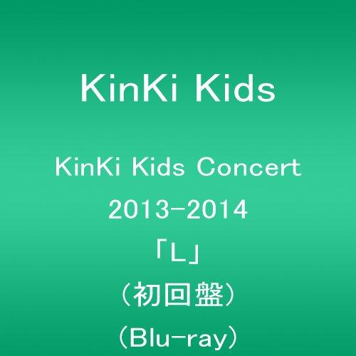 【新品】 KinKi Kids Concert 2013-2014 「L」 (初回盤) [Blu-ray]