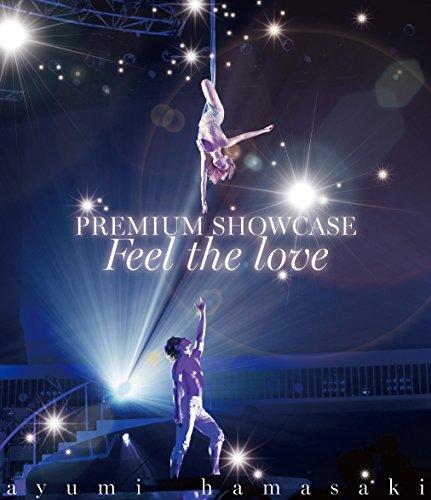 【新品】 ayumi hamasaki PREMIUM SHOWCASE ~Feel the love~ (Blu-ray Disc)