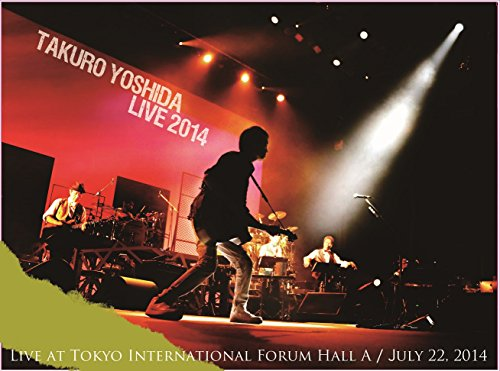 【新品】 吉田拓郎 LIVE 2014 (DVD+CD2枚組) (初回限定盤)