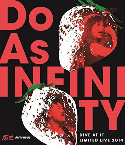 【新品】 Do As Infinity 15th Anniversary ~Dive At It Limited Live 2014~ (Blu-ray Disc)