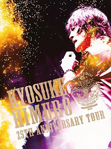 【新品】 KYOSUKE HIMURO 25th Anniversary TOUR GREATEST ANTHOLOGY-NAKED- FINAL DESTINATION DAY-01(ブルーレイ+2CD)(ポスターなし) [Blu-ray]