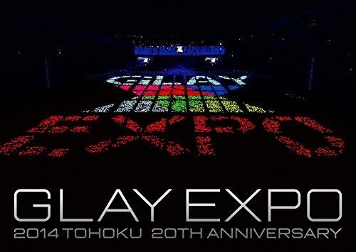 【新品】 GLAY EXPO 2014 TOHOKU 20th Anniversary Blu-ray~Special Box~(Blu-ray 2枚組)