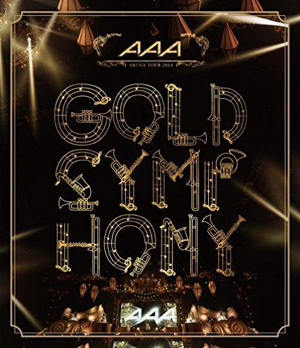 【新品】 AAA ARENA TOUR 2014 -Gold Symphony- (Blu-ray)