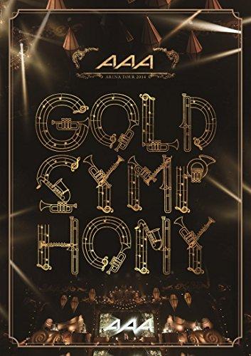 【新品】 AAA ARENA TOUR 2014 -Gold Symphony- (Blu-ray) (初回生産限定盤)