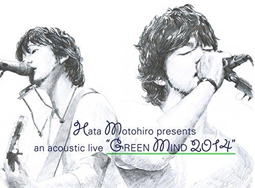 【新品】 GREEN MIND 2014(初回生産限定盤) [Blu-ray]