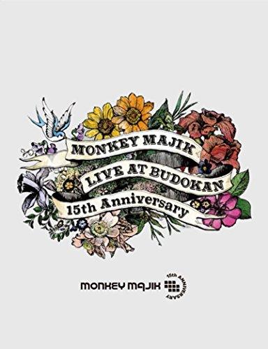 【新品】 LIVE at BUDOKAN -15th Anniversary- (Blu-ray Disc+CD2枚組)