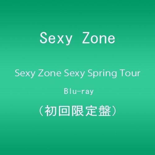 【新品】 Sexy Zone Sexy Power Tour(Blu-ray 初回限定盤(1枚組))