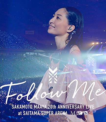 """【新品】 坂本真綾20周年記念LIVE""""FOLLOW ME"""