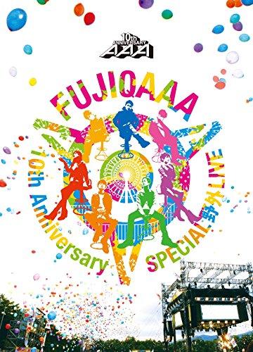 【新品】 AAA 10th Anniversary SPECIAL 野外LIVE in 富士急ハイランド(初回生産限定盤)(Blu-ray Disc)