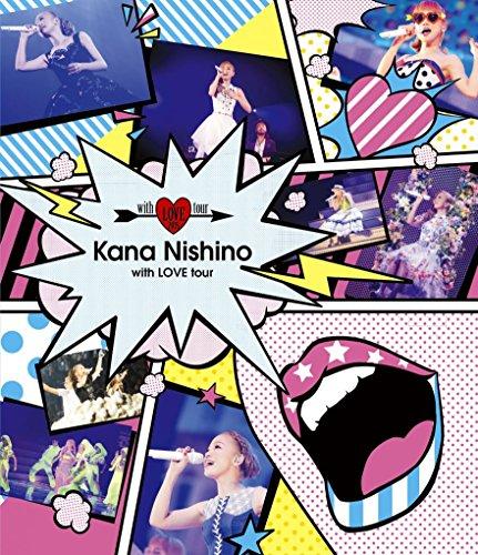 【新品】 with LOVE tour [DVD]