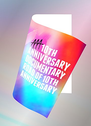 【新品】 AAA 10th ANNIVERSARY Documentary ~Road of 10th ANNIVERSARY~(Blu-ray Disc2枚組+スマプラ)
