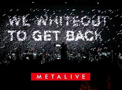【新品】 METALIVE [Blu-ray]