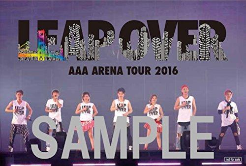 【新品】 AAA ARENA TOUR 2016 - LEAP OVER -(通常盤)(スマプラ対応) [DVD]
