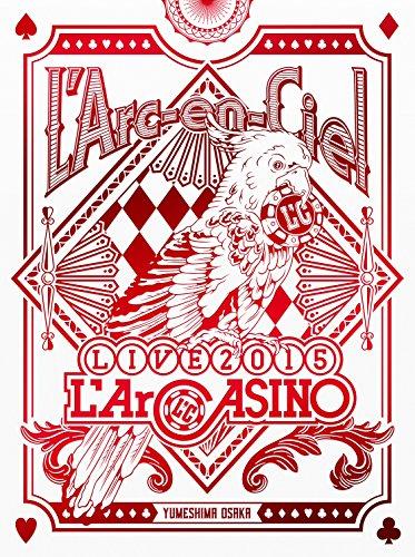 【新品】 L'Arc-en-Ciel LIVE 2015 L'ArCASINO(初回生産限定盤)(BD+2CD) [Blu-ray]