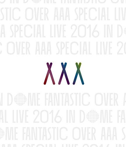 【新品】 AAA Special Live 2016 in Dome -FANTASTIC OVER- [Blu-ray]