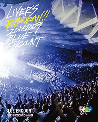 【新品】 LIVER'S 武道館(初回生産限定盤)(Blu-ray Disc)