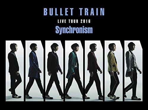 【新品】 超特急 LIVE TOUR 2016 Synchronism (初回生産完全限定盤) [Blu-ray]