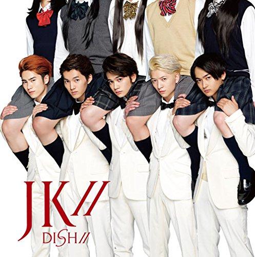 【新品】 JK//(完全生産限定盤) [DVD]