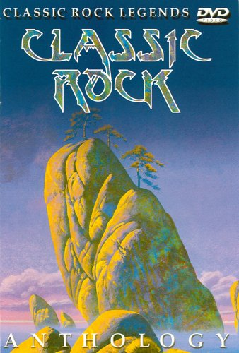 【新品】 Classic Rock Anthology - Classic Rock Legends [DVD] [Import]