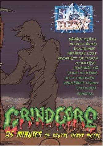 【新品】 Grindcore: 85 Minutes of Brutal Heavy Metal [DVD] [Import]
