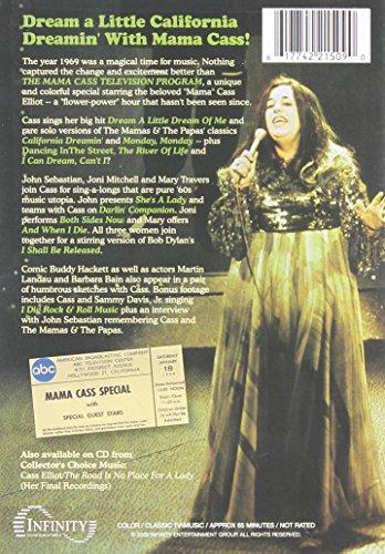 【新品】 Mama Cass Television Program [DVD] [Import]