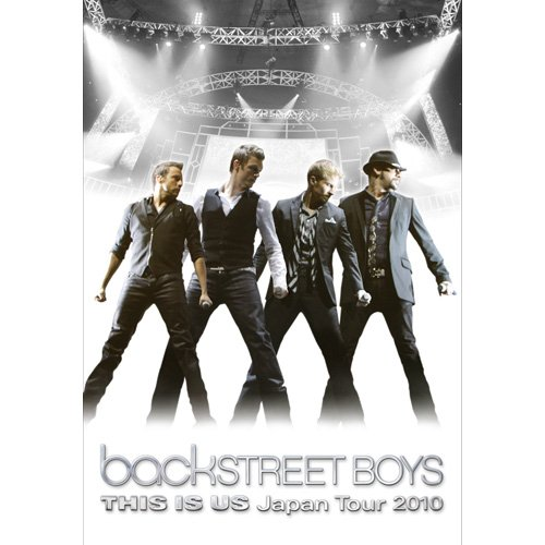 【新品】 Backstreet Boys THIS IS US Japan Tour 2010 初回限定デラックス盤 [DVD]