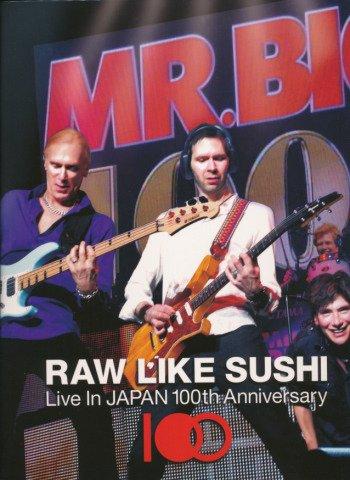 【新品】 RAW LIKE SUSHI 100 (完全生産限定) [DVD]