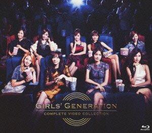 【新品】 GIRLS' GENERATION COMPLETE VIDEO COLLECTION(通常盤Blu-ray)