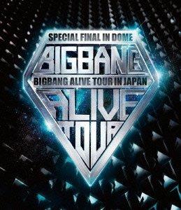 【新品】 BIGBANG ALIVE TOUR 2012 IN JAPAN SPECIAL FINAL IN DOME -TOKYO DOME 2012.12.05- (Blu-ray Disc2枚組+AL2枚組) (初回生産限定盤)