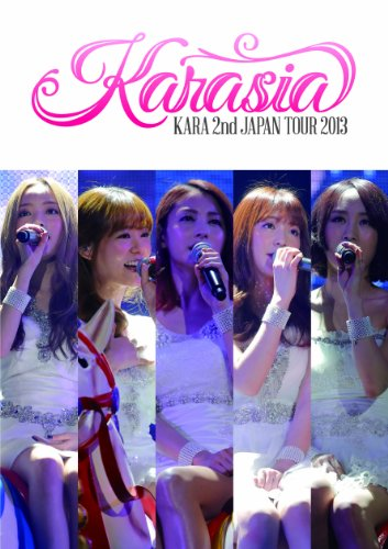【新品】 KARA 2nd JAPAN TOUR 2013 KARASIA (初回限定盤) [DVD]