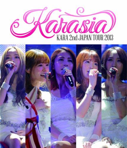 【新品】 KARA 2nd JAPAN TOUR 2013 KARASIA (初回限定盤) [Blu-ray]