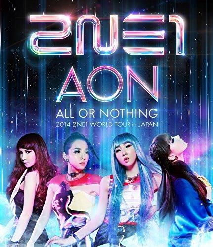 【新品】 2014 2NE1 WORLD TOUR ~ALL OR NOTHING~ in Japan (Blu-ray Disc)