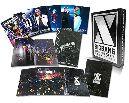 "【新品】 BIGBANG?JAPAN DOME TOUR 2014~2015 ""X"