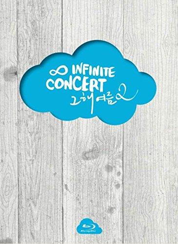 【新品】 2014 INFINITE CONCERT「あの年の夏 2」(限定盤)[Blu-Ray]