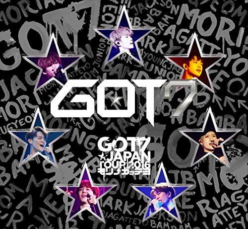 """【新品】 GOT7 Japan Tour 2016 """"モリ↑ガッテヨ"""