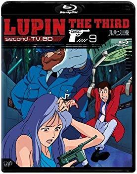 玄関先迄納品 【】ルパン三世 second-TV. BD-9 [Blu-ray], ミウラグン 43dea526