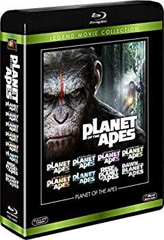 高品質新品 中古 ブランド激安セール会場 猿の惑星 ブルーレイコレクション Blu-ray 8枚組