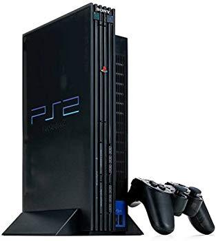 中古 PlayStation 2 ミッドナイト 卓出 SCPH-50000NB メーカー生産終了 安売り ブラック