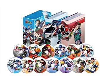【中古】「爆走兄弟レッツ&ゴー!!WGP」DVD-BOX(完全生産限定版)