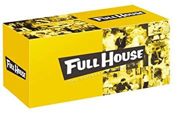 中古 ※ラッピング ※ 未使用 出荷 未開封品 フルハウス 〈シーズン1-8〉 初回限定生産 48枚組 コンプリートDVD BOX