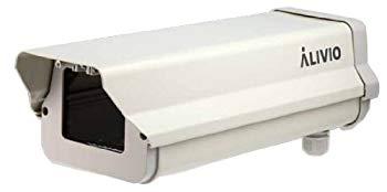 【中古】コロナ電業 ALIVIO 屋外カメラハウジング(バックオープンタイプ) VK-HT005