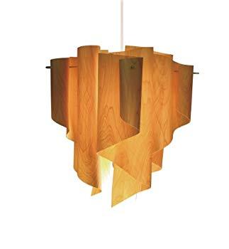 中古 最新号掲載アイテム DI CLASSE ディクラッセ Auro-wood 全品最安値に挑戦 LP2049WO M ウッド アウロウッドM ペンダントランプ